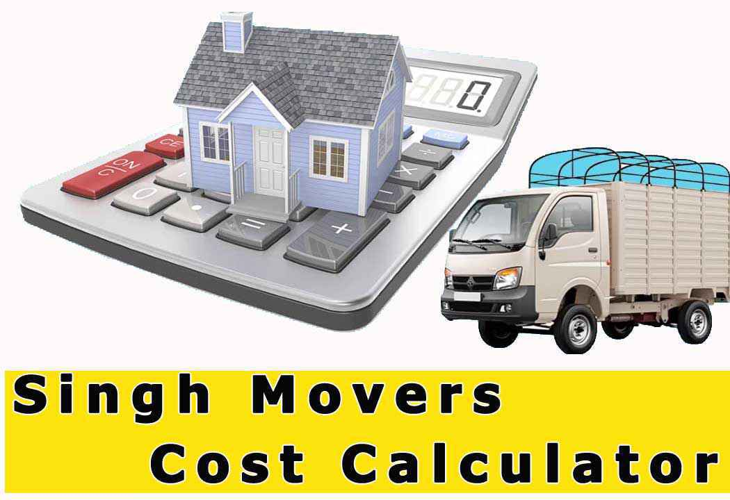 Calculate moving cost now