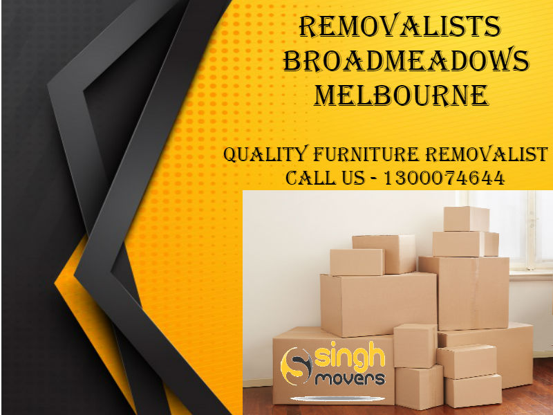 removalists broadmeadows melbourne