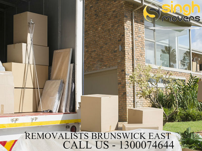 Removalists Brunswick East