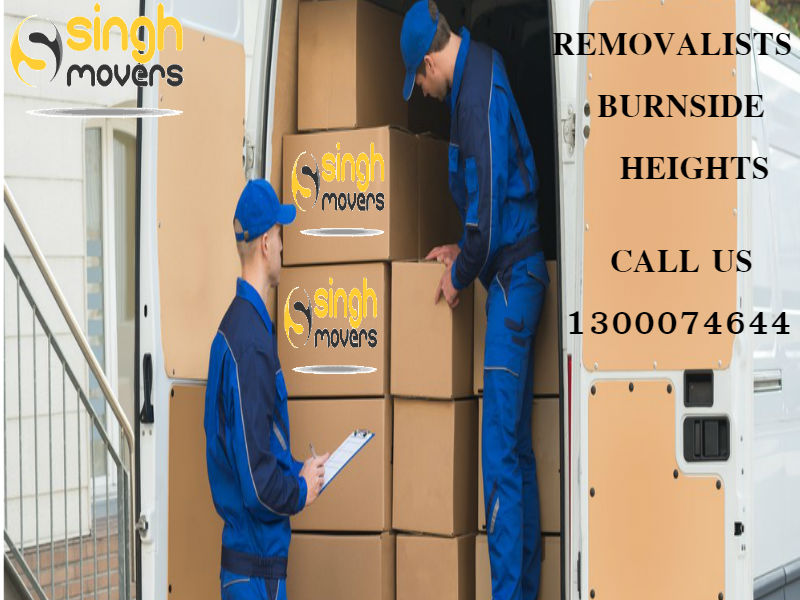 Removalists burnside heights