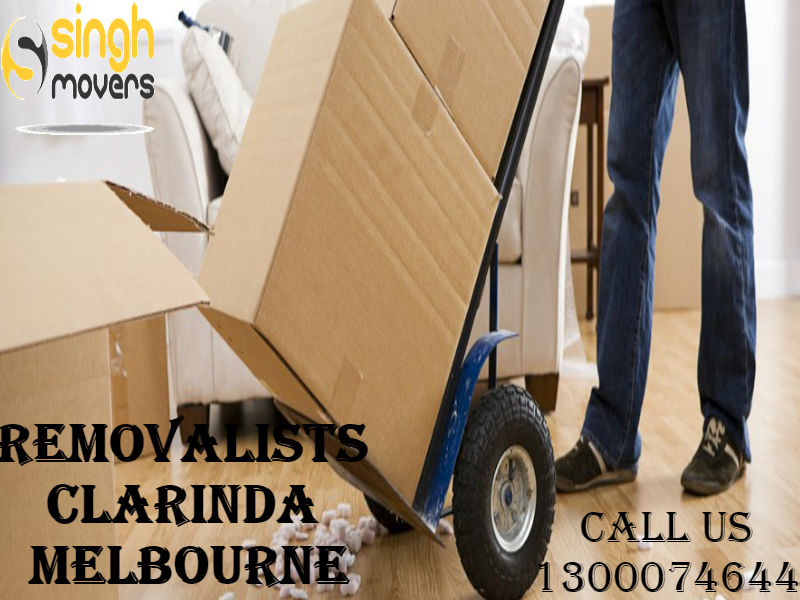 Removalists Clarinda Melbourne