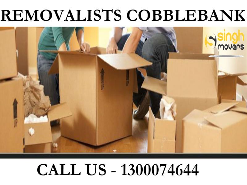 Removalists Cobblebank