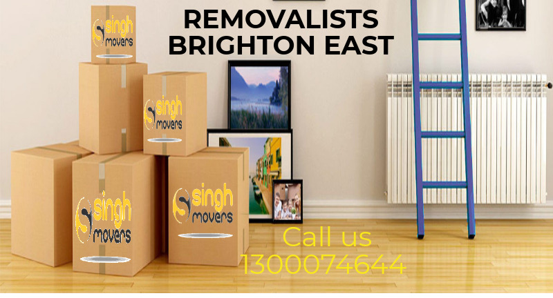 Removalists Brighton East