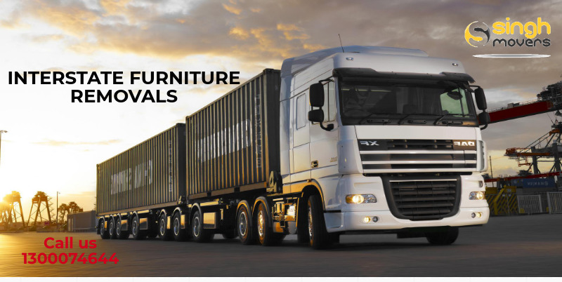 Interstate Furniture Removals