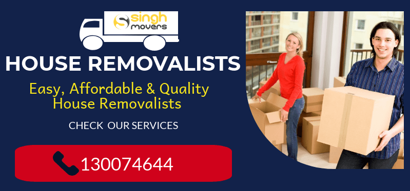 house removalists