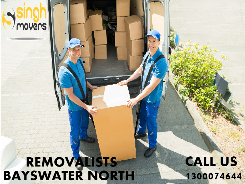 removalists bayswater north