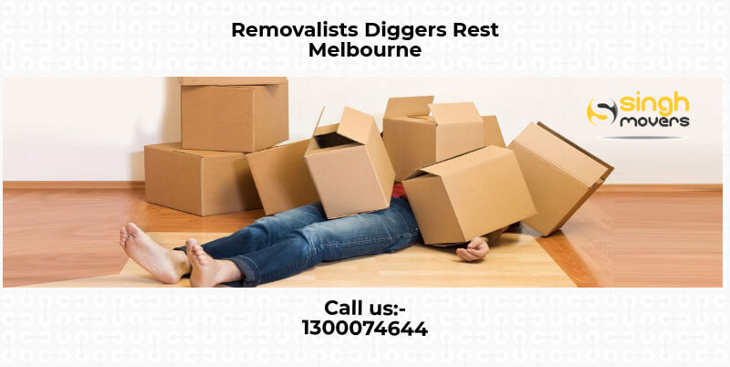 removalists digger rest