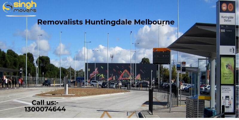 removalists huntingdale melbourne