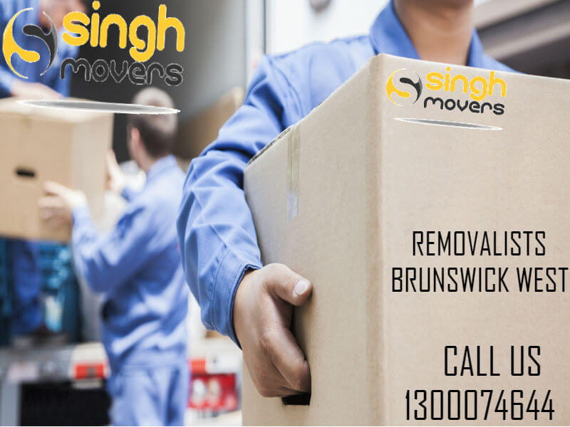 removalists brunswick west