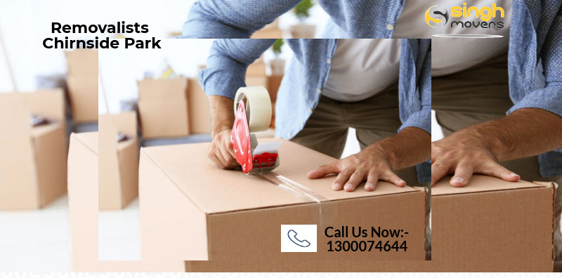 Removalists Chirnside Park