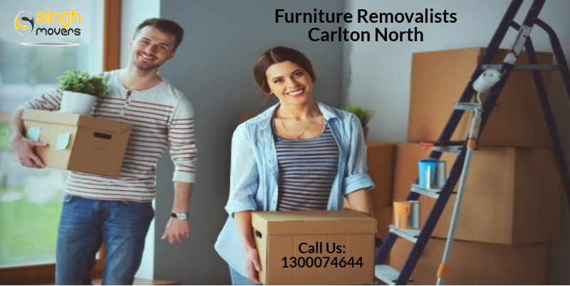 furniture removalists carlton north