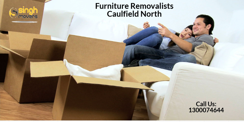 furniture removalists caulfield north