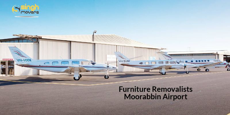 removalists moorabbian airport
