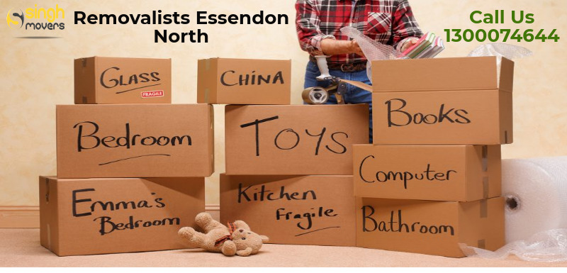 Removalists Essendon North