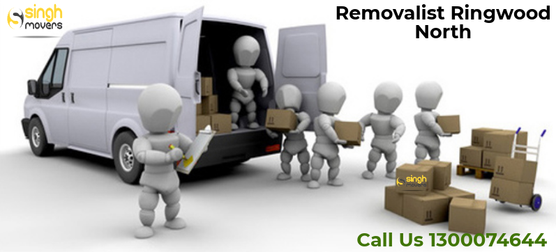 Removalists Ringwood North