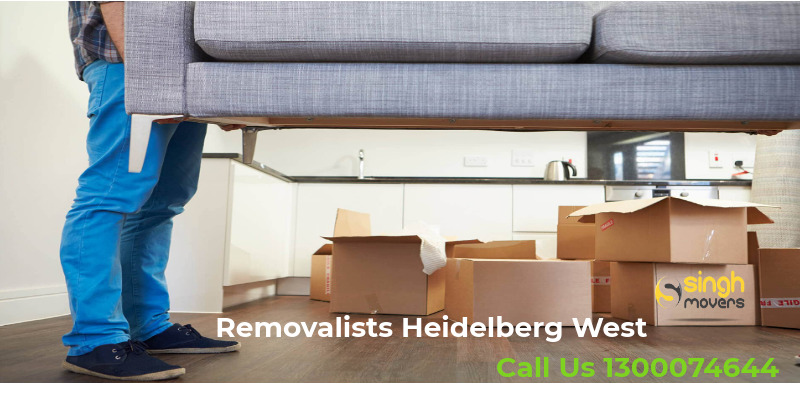 Removalists Heidelberg West