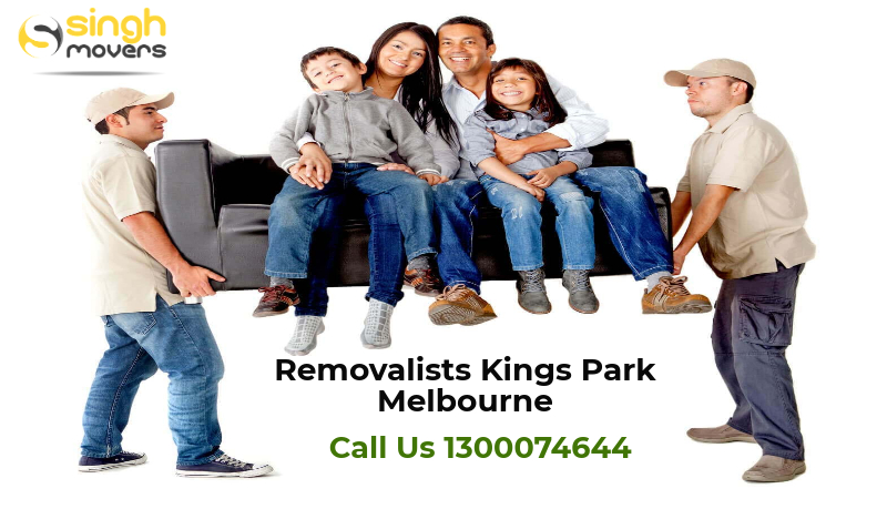 Removalists Kings Park Melbourne