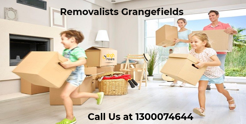 Removalists Grangefields