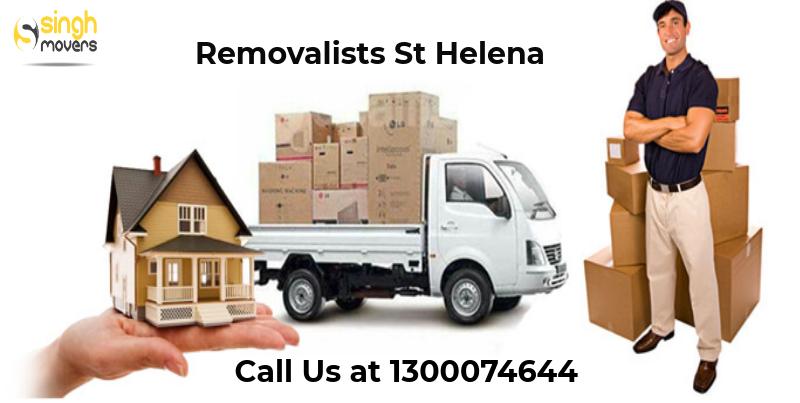 Removalists St Helena