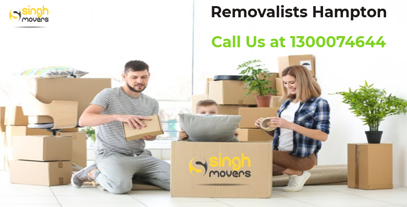 Removalists Hampton