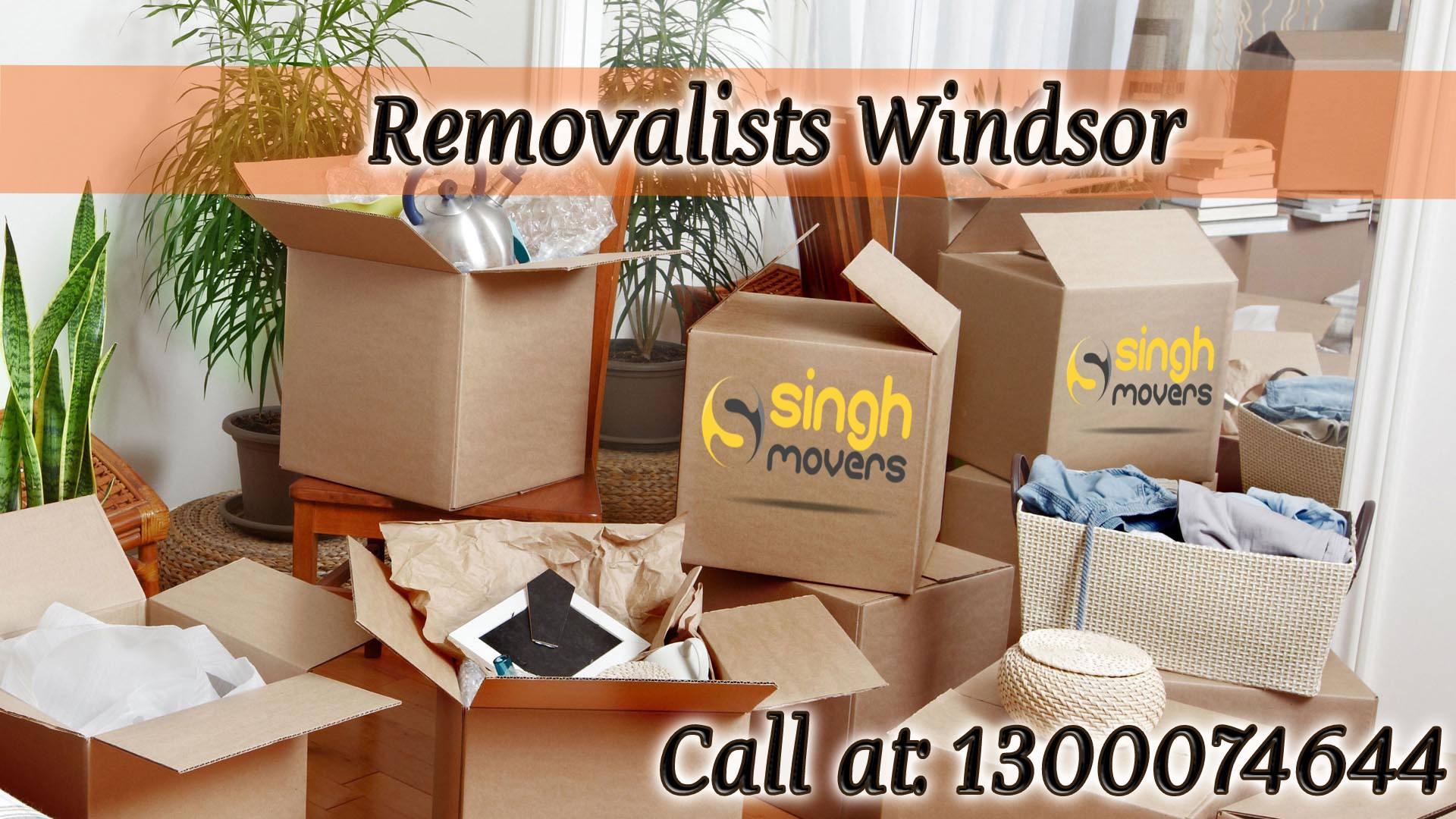 Removalists Windsor