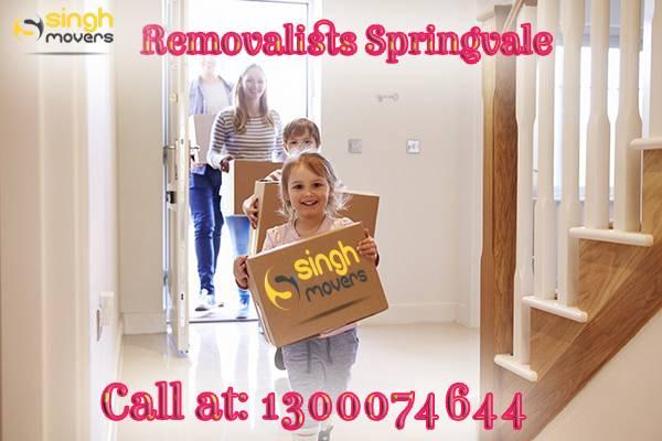 Removalists Springvale