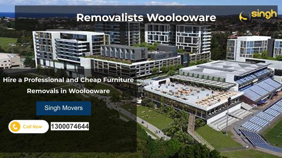 Removalists Woolooware