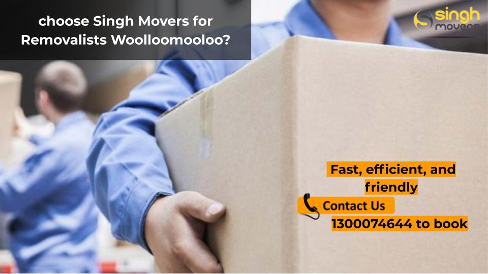 Singh Movers Removalists Woolloomooloo